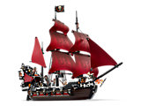 4195 LEGO Pirates of the Caribbean On Stranger Tides Queen Anne's Revenge