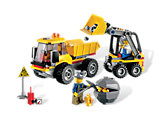 4201 LEGO City Mining Loader and Tipper