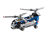 42020 LEGO Technic Twin Rotor Helicopter
