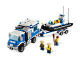 4205 LEGO City Forest Police Off-Road Command Centre