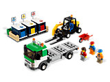 4206-2 LEGO City Traffic Recycling Truck