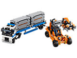 42062 LEGO Technic Container Yard
