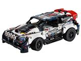 42109 LEGO Technic App-Controlled Top Gear Rally Car