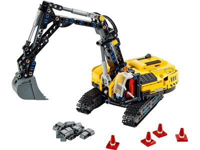 42121 LEGO Technic Heavy Duty Excavator