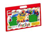 4254 LEGO Freestyle Play Table with Cars and Planes