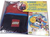 4255 LEGO Freestyle Backpack Set Blue