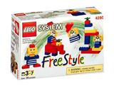 4280 LEGO Freestyle Trial Size Bag