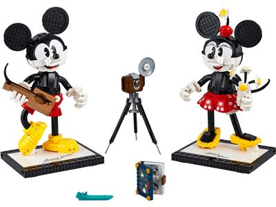 43179 LEGO Disney Mickey Mouse and Minnie Mouse