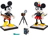 43179 LEGO Disney Mickey Mouse and Minnie Mouse thumbnail image