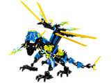 44009 LEGO HERO Factory DRAGON BOLT