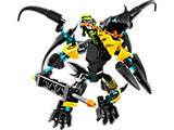44020 LEGO HERO Factory FLYER Beast vs. BREEZ