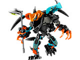 44021 LEGO HERO Factory SPLITTER Beast vs. FURNO & EVO
