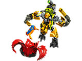 44023 LEGO HERO Factory ROCKA Crawler