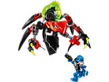 44024 LEGO HERO Factory TUNNELER Beast vs. SURGE