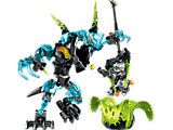 44026 LEGO HERO Factory CRYSTAL Beast vs. BULK
