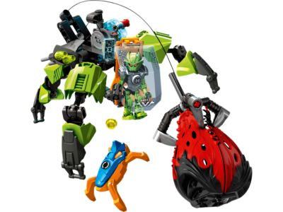 LEGO 44027 BREEZ Flea Machine NEW RETIRED Hero Factory