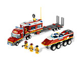 4430 LEGO City Forest Fire Fire Transporter