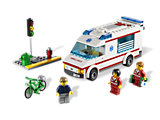 4431 LEGO City Ambulance
