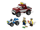 4437 LEGO City Forest Police Police Pursuit