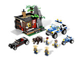 4438 LEGO City Forest Police Robbers' Hideout
