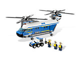 4439 LEGO City Forest Police Heavy-Lift Helicopter