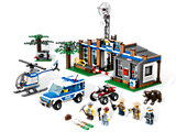4440 LEGO City Forest Police Station
