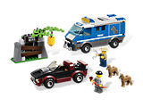4441 LEGO City Forest Police Police Dog Van
