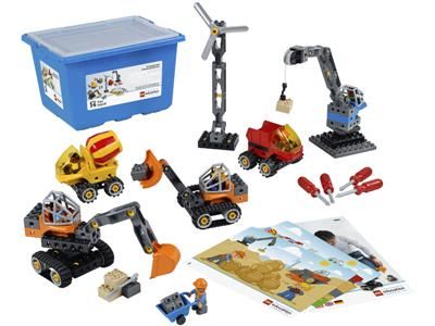 LEGO 45002 Education Tech Machines Set : What is this set ...