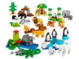 45012 LEGO Education Duplo Wild Animals Set