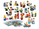 45022 LEGO Education System Community Minifigure Set