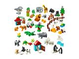 45029 LEGO Education Duplo Animals