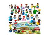 45030 LEGO Education Duplo People