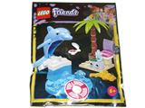 471801 LEGO Friends Dolphin and Crab