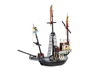 4768-2 LEGO Harry Potter Goblet of Fire The Durmstrang Ship with Bonus Minifigures