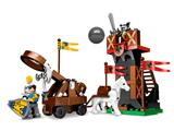 4863 LEGO Duplo Castle Sentry & Catapult