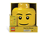 5001125 LEGO Sort and Store with Baseplate