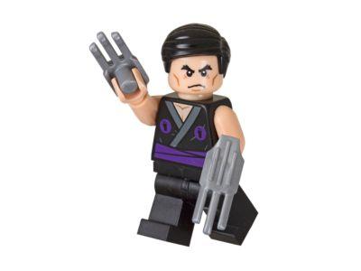 LEGO Flashback Shredder Minifig Teenage Mutant Ninja Turtles Polybag Sealed