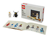 5002812 LEGO Classic Spaceman Minifigure