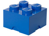 5003574 LEGO 4 Stud Blue Storage Brick