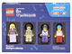 5004421 Minifigure Collection