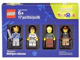 5004422 LEGO Warriors Minifigure Collection