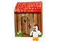 5004468 Easter Chicken Man Minifigure