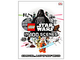 5004854 LEGO Star Wars in 100 Scenes Poster
