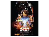 5004884 LEGO Star Wars Episode III Poster