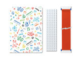 5005144 LEGO Journal with White Band