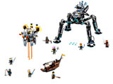 5005412 The LEGO Ninjago Movie Nya Battle Kit