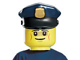 5005427 LEGO Role-Play Toys Police Officer Mask