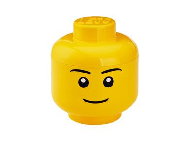 5005529 LEGO Boy Storage Head Small