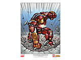 5005573 LEGO Custom Marvel Art Print