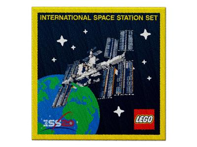 5006148 LEGO Clothing International Space Station Patch